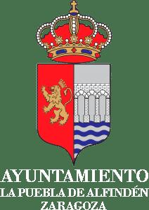 Escudo La Puebla de Alfindén
