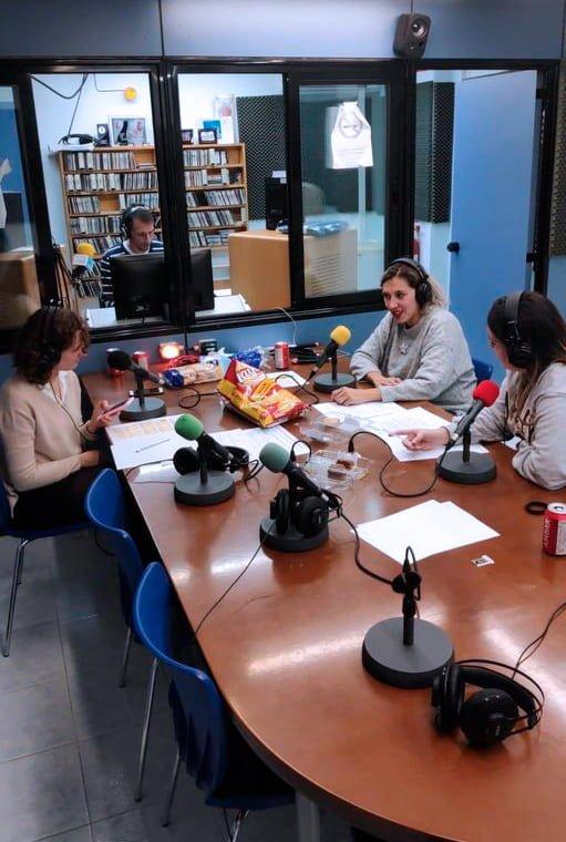 Programa A la de 3 en directo en Jucal Radio